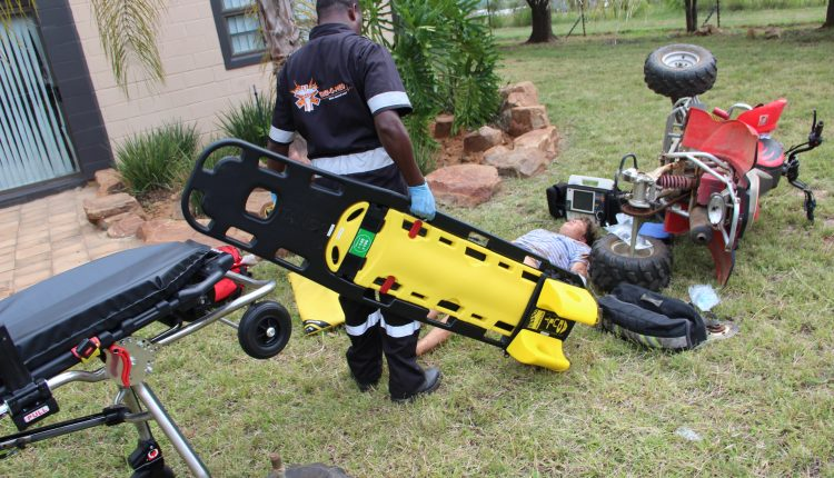 Acil Durum Canlı | Afrika'da yüksek kaliteli bir ambulans için hangi tıbbi cihazlara ihtiyacınız var? resim 19