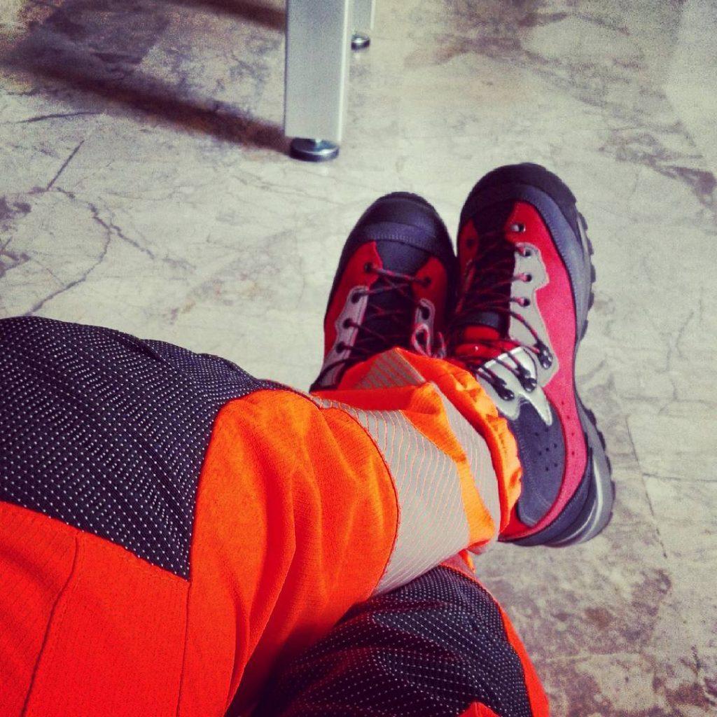 Gaibana-gezinip ayakkabı
