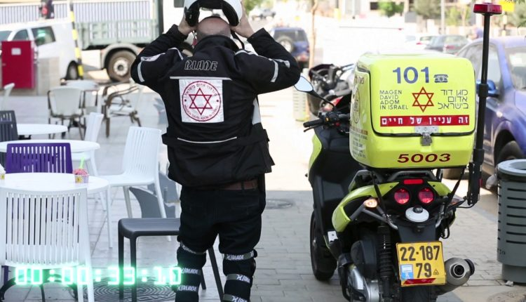 Emergency Live | How to obtain a quicker response time? Israeli solution is motorcycle ambulance image 8