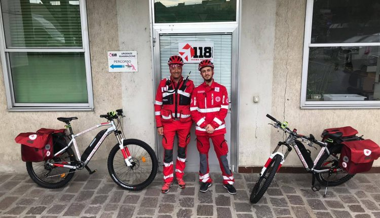 Emergency Live | Is a bicycle ambulance a good solution for urban first aid? image 3