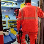 Avarinis tiesioginis | Greitosios medicinos pagalbos uniforma Europoje. Dėvėkite ir palyginkite gelbėtojų bandymą 10 vaizdas