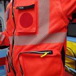 Avarinis tiesioginis | Greitosios medicinos pagalbos uniforma Europoje. Dėvėkite ir palyginkite gelbėtojų bandymą 4 vaizdas
