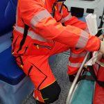 Avarinis tiesioginis | Greitosios medicinos pagalbos uniforma Europoje. Dėvėkite ir palyginkite gelbėtojų bandymą 5 vaizdas