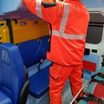 Avarinis tiesioginis | Greitosios medicinos pagalbos uniforma Europoje. Dėvėkite ir palyginkite gelbėtojų bandymą 2 vaizdas