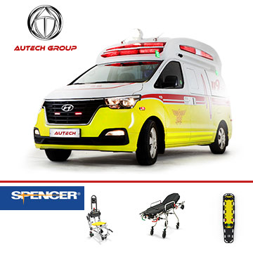 PARTNER SPENCER - AUTECH