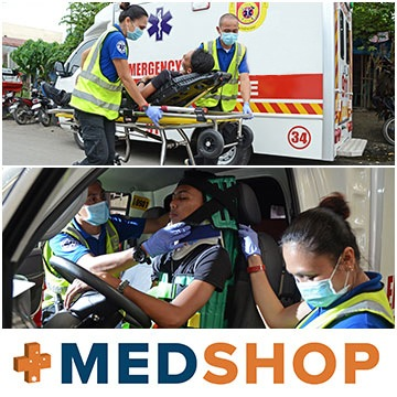 "SPENCER PARTNERIS - ""Medshop"""