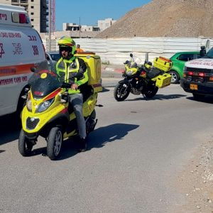 Emergency Live | EMS in War: Rescue Services during a Rockets Attack on Israel image 4