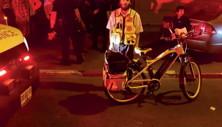 Emergency Live | EMS in War: Rescue Services during a Rockets Attack on Israel image 5