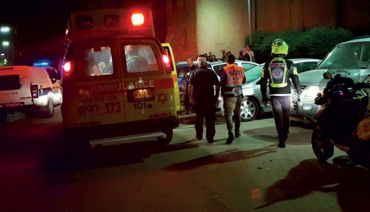 Emergency Live | EMS in War: Rescue Services during a Rockets Attack on Israel image 9