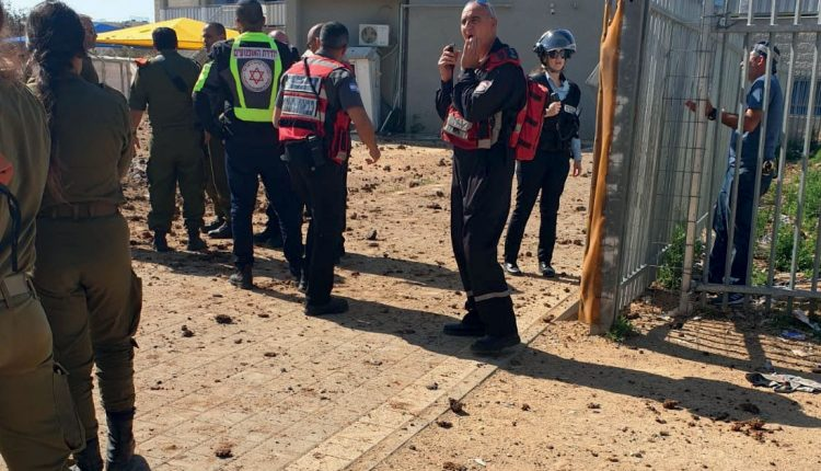 Emergency Live | EMS in War: Rescue Services during a Rockets Attack on Israel image 11