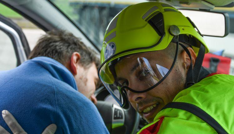 Urgence en direct | Choisir le casque d'urgence. Votre sécurité avant tout! image 4