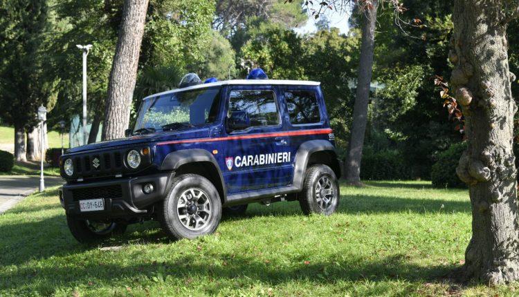 Emergencia en vivo | Suzuki Jimny, el 4WD supercompacto entra en el Carabinieri Corps image 1