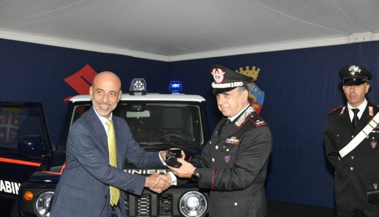 Emergencia en vivo | Suzuki Jimny, el 4WD supercompacto entra en el Carabinieri Corps image 2