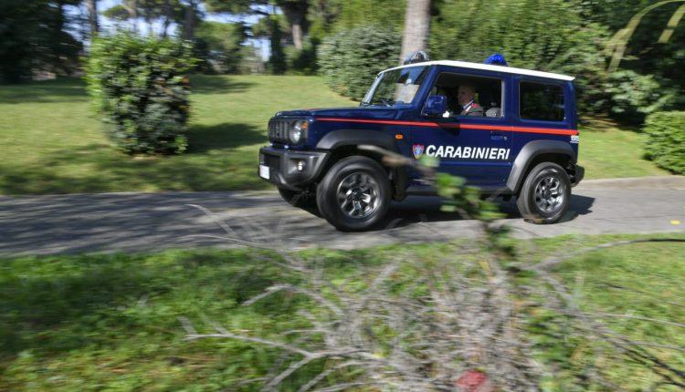 Emergencia en vivo | Suzuki Jimny, el 4WD supercompacto entra en el Carabinieri Corps image 8