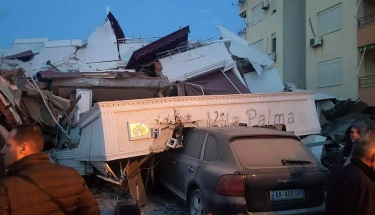 Emergency Live | A powerful earthquake hit Albania tonight image 12