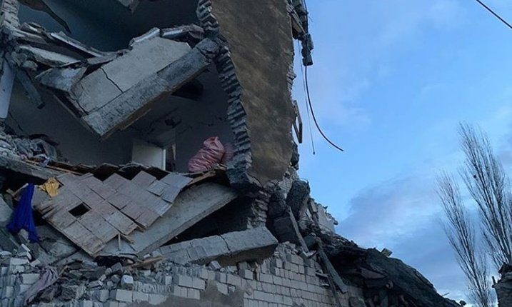 Emergency Live | A powerful earthquake hit Albania tonight image 9