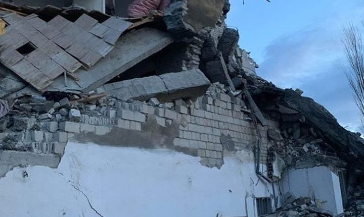 Emergency Live | A powerful earthquake hit Albania tonight image 6