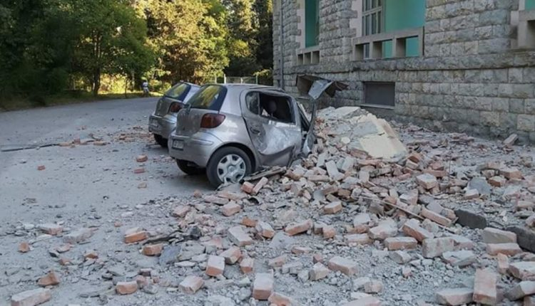 Emergency Live | A powerful earthquake hit Albania tonight image 5