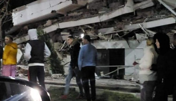 Emergency Live | A powerful earthquake hit Albania tonight image 4