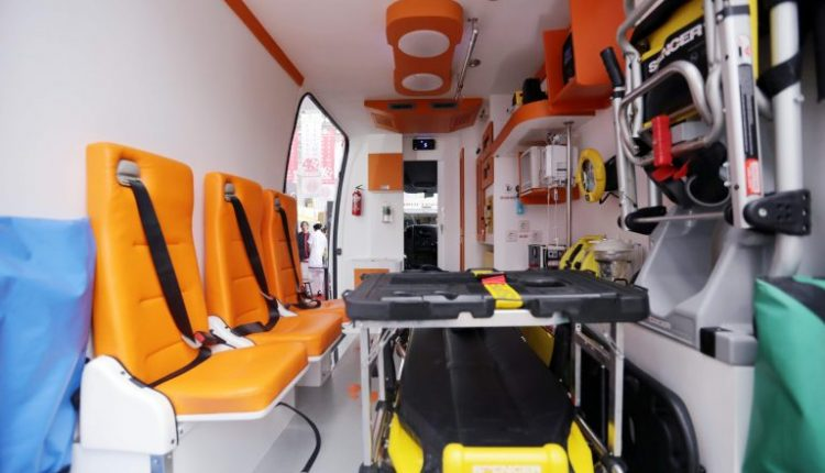 Emergency Live | Discovering equipment and solutions inside an ambulance in Indonesia image 2
