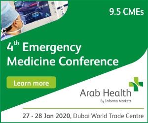 ARAB HEALTH 2019 - 360 × 360