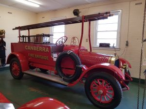 Emergency Live | Fire Service Heritage in Australia - The Fire Museum of Victoria image 2