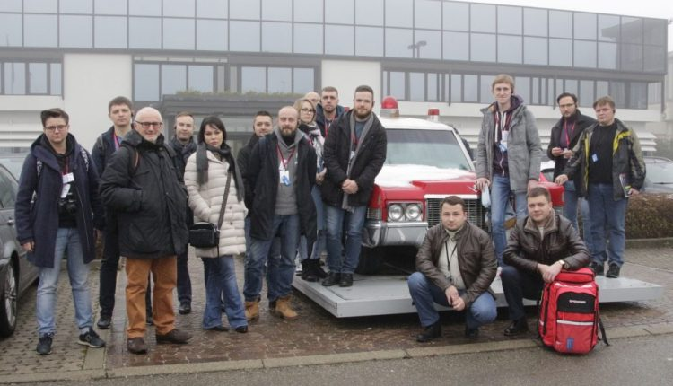 Emergency Live | Parma as centre of emergency care: Paramedics from Russia to discover leading ambulance equipment image 9