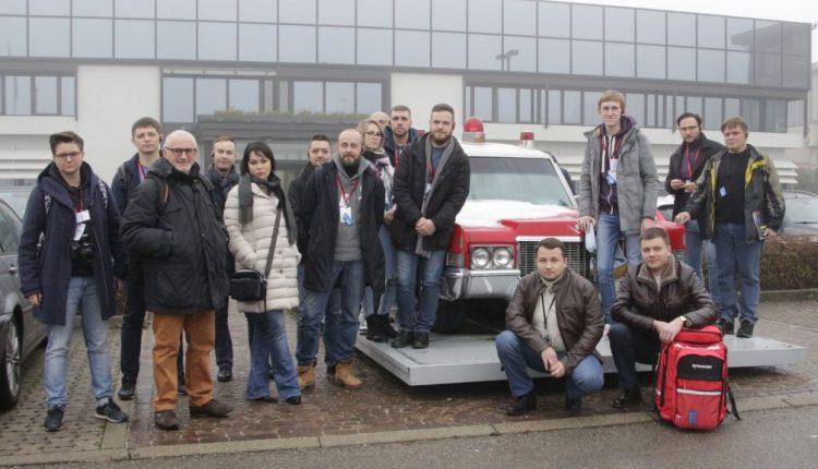 Urgence en direct | Parme comme centre de soins d'urgence: les ambulanciers paramédicaux de Russie découvrent les meilleurs équipements d'ambulance image 9