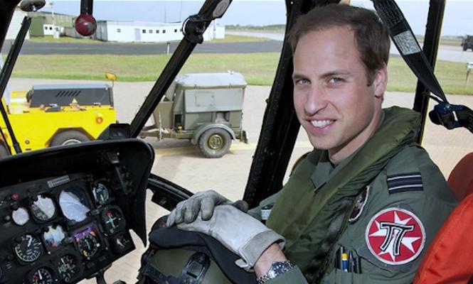 ロンドンの航空救急ヘリコプター:ウィリアム王子がケンジントン宮殿で ...