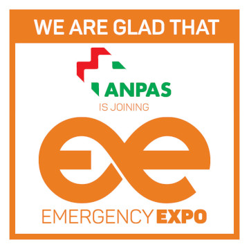 """Anpas Emergency Expo 360 × 360"" partneris"