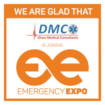 Dinas Emergency Expo 360 × 360 파트너