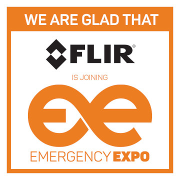 Socio de FLIR Emergency Expo 360 × 360