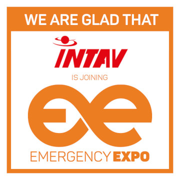 Socio de Intav Emergency Expo 360 × 360