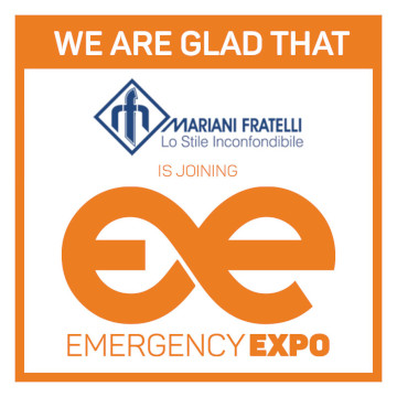 Socio de Mariani Fratelli Emergency Expo 360 × 360