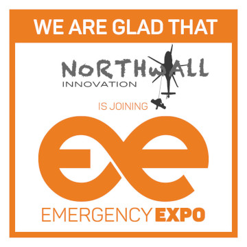Socio de Northwall Emergency Expo 360 × 360