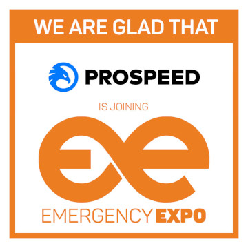 Socio de Prospeed Emergency Expo 360 × 360