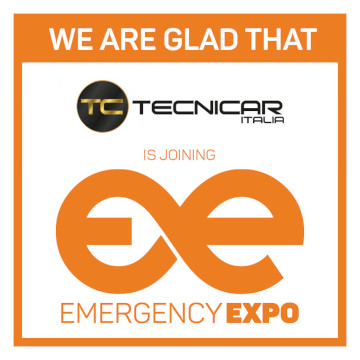 Tecnicar Emergency Expo 360 × 360 Partner