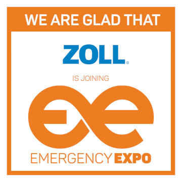 Socio de Zoll Emergency Expo 360 × 360