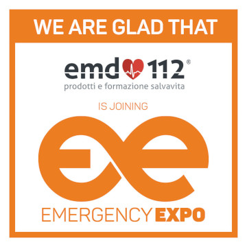 emd112 Emergency Expo 360 × 360 серіктесі