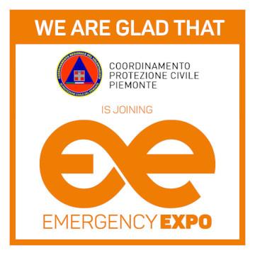 ProCiv Piemonte 360 × 360 Emergency Expo Partner