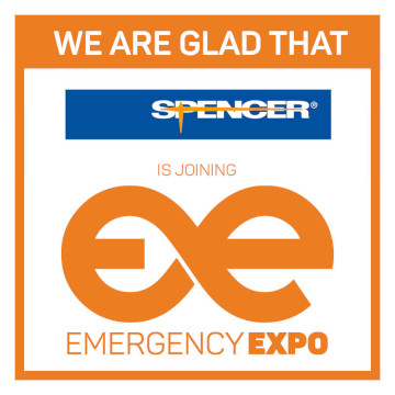 Parceiro da Spencer 360 × 360 Emergency Expo