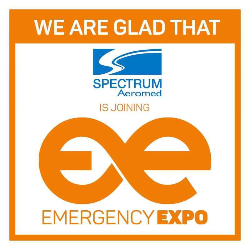 Socio de Spectrum Emergency Expo 360 × 360